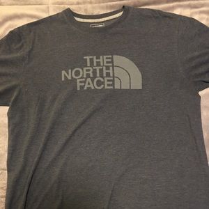 Blue NorthFace shirt